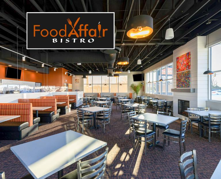 FoodAffair Bistro (FAB) December 2020