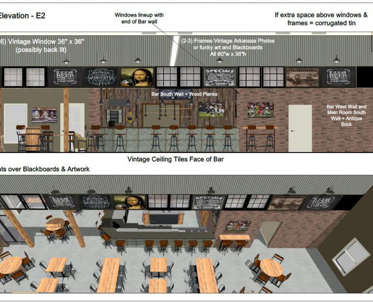 Restaurant Design Example 4